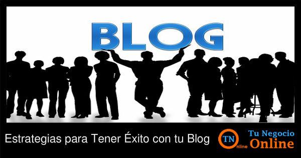 Estrategias Para Ganar Dinero con un Blog
